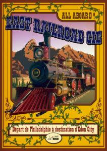 La Ruée vers l'Ouest – Wagon 2ème classe